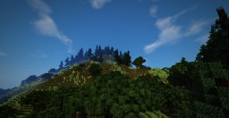 [terraforming] Ile de Servyre Minecraft Map & Project