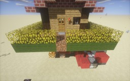Trapped House Minecraft