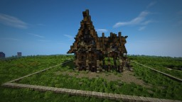 Medieval House | Large | by Veelten Minecraft Map & Project