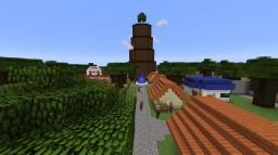 Zandair (pokemon Region) Minecraft Project