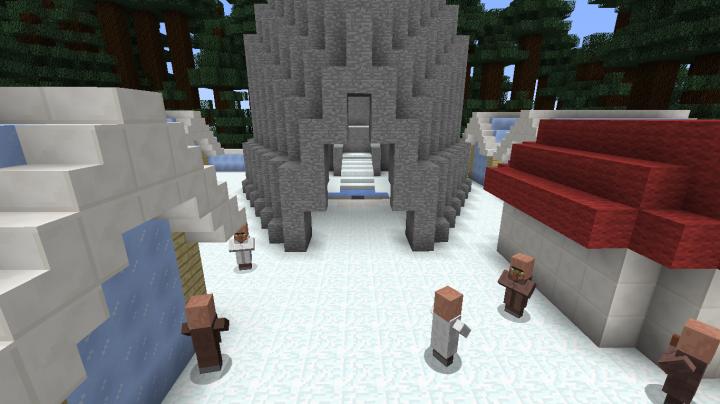Icenier City, Gym 4 Ice type