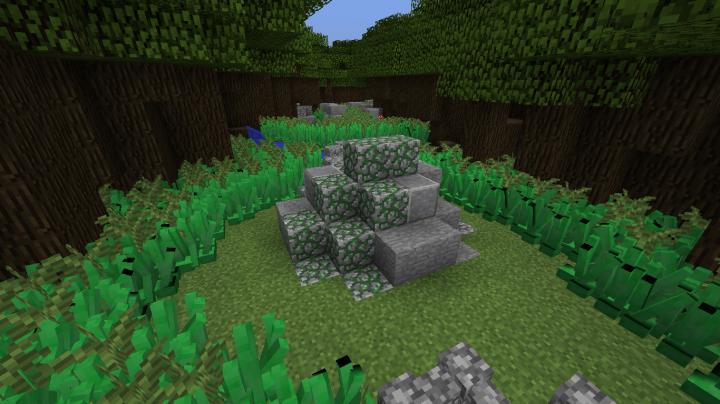 Rute 5 Mossy Stone