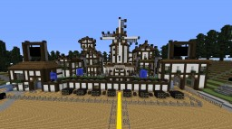 Tomorrowland (Custom Stages & Replicas) Minecraft Map & Project