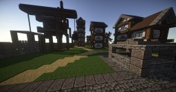 Heroshima the city on wheels Minecraft Map & Project