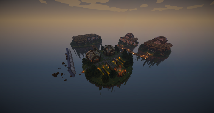 Our SkyBlock Spawn