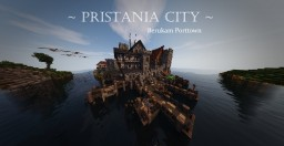 The Lands of Pristania (Conquest 1.10.2 Launcher Mod) (Work in Progress) (Medieval Build) Minecraft Map & Project