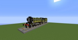 Flying Scotsman Minecraft Map & Project