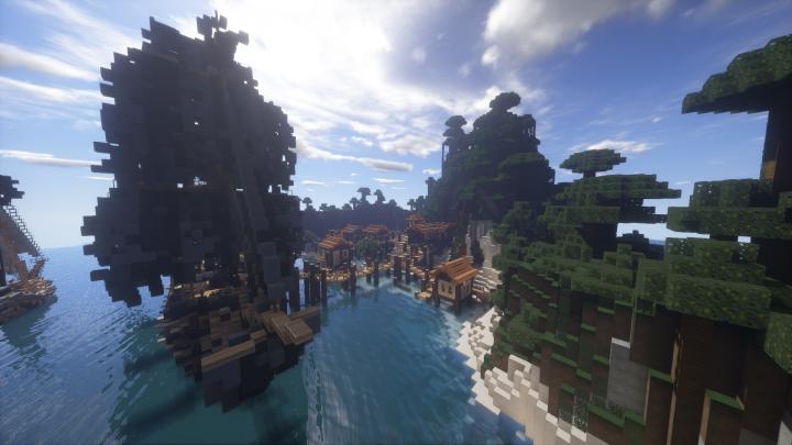 Pirate Bay TTT Trouble In Terrorist Town Map DOWNLOAD - Maps fur minecraft runterladen