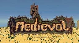 "Schematic - LobbySign ""Medieval"" Minecraft Project"