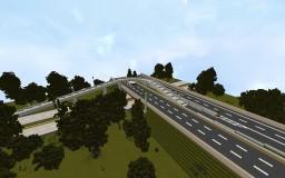 Freeway Directional Ramp