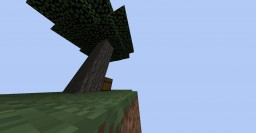 Sky Block, Hardcore MODE Minecraft Map & Project
