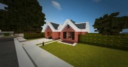 Suburban House - 1 Minecraft