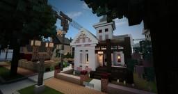 Victorian Cottage Minecraft Project