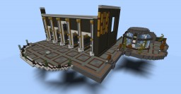 Battlefront: Jedi Temple Veranda