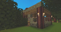 Wise - Fishing House Minecraft Map & Project