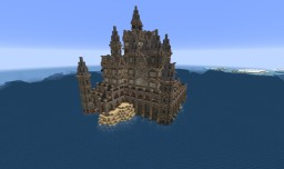 Medieval Private Island Minecraft