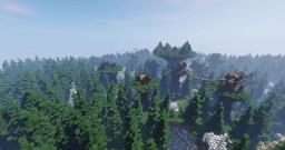 Ilia Feon - Elven City Minecraft Map & Project