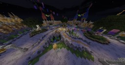 Symetrical Factions Spawn [Free for Use/Download] Minecraft Map & Project
