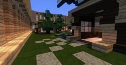GUN Spawn Minecraft Map & Project