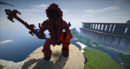 my Character statue  SKIN Minecraft Map & Project
