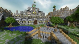Apachicraft Server Spawn Minecraft Map & Project