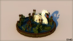 Swan + Surrounds Minecraft Map & Project