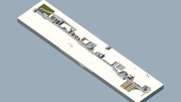 Vespucci Beach Minecraft Map & Project