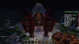 Fire Temple in volcano by SMeijers (together with TheGamePlayz) Minecraft Map & Project