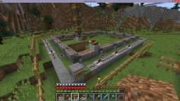 Auto reloading fireworks display (thousands of rockets) Minecraft Map & Project