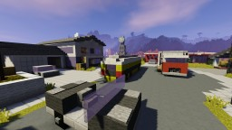 Nuketown - An Accurate Recreation! Minecraft