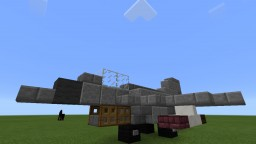 General Dynamics F-16 Fighting Falcon Minecraft Map & Project