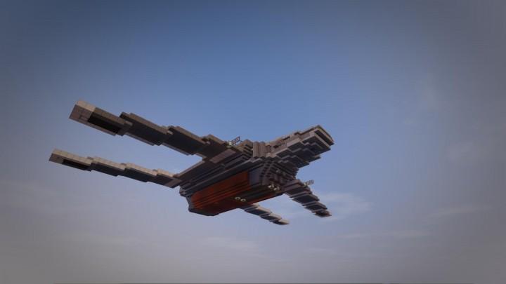 Imperial Cargo Shuttle SW 0608 3