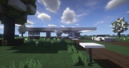 White - Residence - 2 Minecraft Map & Project