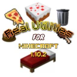 Real Utilities Mod Minecraft Mod