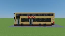 MAN A95 doubledecker bus (kmb) Minecraft Map & Project