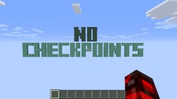 No Checkpoint Minecraft Map & Project