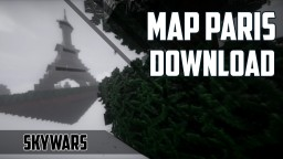 Skywars - Map Paris |  Download Minecraft