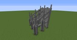 Flying Buttress Design (with picture tutorial) Minecraft Map & Project