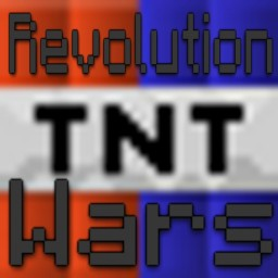 TNT WARS REVOLUTION [V 1.1.1] - Abandoned Project Minecraft Map & Project