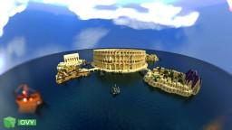 [Minecraft Timelaps] Santorin | By Ovy Minecraft Map & Project