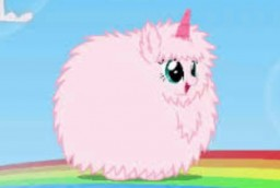 Pink Fluffy Unicorns Dancing On Rainbows!!!