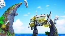 Cursed Island Minecraft Project
