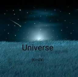 Universe | Poem Minecraft Blog Post