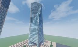 Torre Espacio [Madrid] Minecraft Map & Project