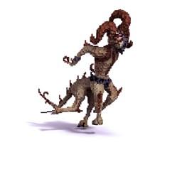 The demon of boktorro. Minecraft Project