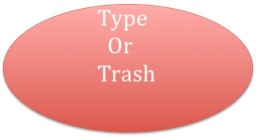 Type or Trash: Moonshine