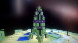 Custom world - End Stronghold Minecraft Map & Project