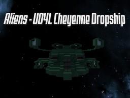 Aliens - UD4L Cheyenne Dropship Minecraft Map & Project