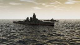 Kongo-class IJN Kongo Battleship Minecraft