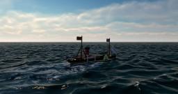 RMS. Quajutsu Minecraft Map & Project